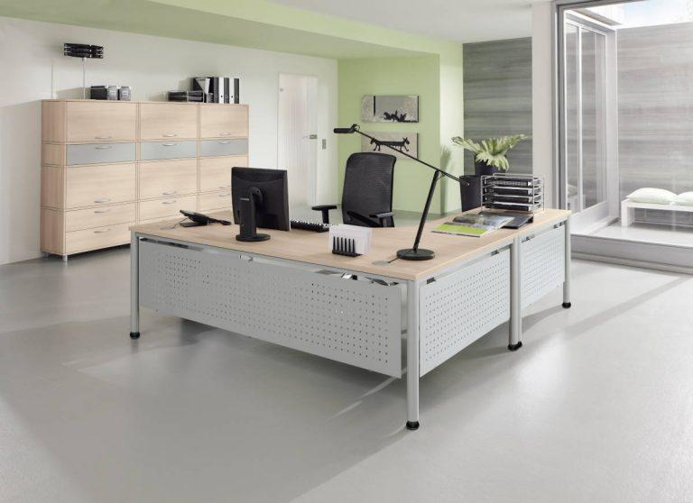 Schreibtisch SINAC von Palmberg